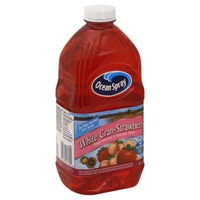Ocean Spray White Cran-Strawberry Juice Drink