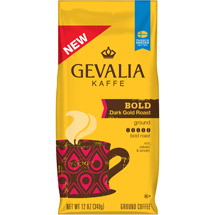 Gevalia Bold Dark Gold Roast Ground Coffee