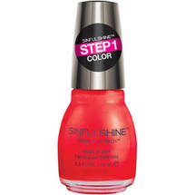 SinfulColors SinfulShine Step 1 Color Nail Color Shine Annie