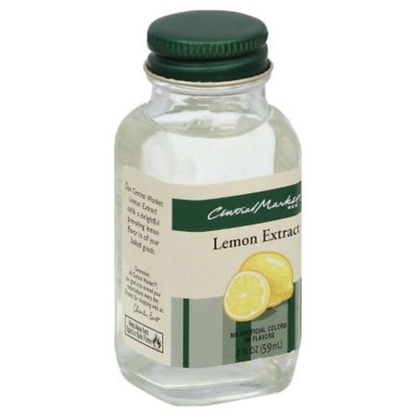 H-E-B Pure Lemon Extract