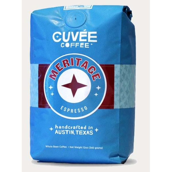 Cuvée Meritage Espresso Whole Bean Coffee