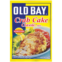 Old Bay Original Maryland Classic Crab Cake Mix