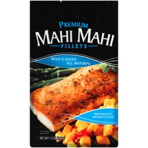 Premium Mahi Mahi Fish Fillets