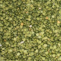 Farmers Direct Coop Organic Green Split Peas, Bulk