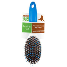 For Your Dog Porcupine Brush