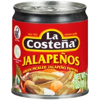 La Costeña Green Pickled Jalapeno Peppers