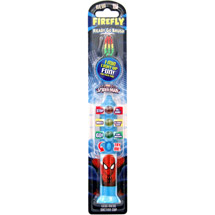Firefly Spider-Man Ready Go Toothbrush