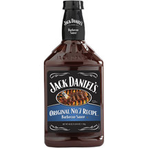 Jack Daniel's Original No. 7 Recipe Barbecue Sauce