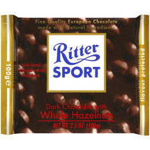 Ritter Sport Dark Chocolate Wafers