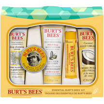 Essential Burt's Bees Beauty Kit Everyday