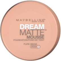 Maybelline Dream Matte Mousse Foundation Dream Beige