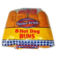 Butter Krust Hot Dog Buns
