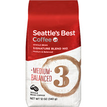Seattle's Best Seattle's Best Blend Whole Bean Coffee