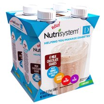Nutrisystem D Milk Chocolate Shakes