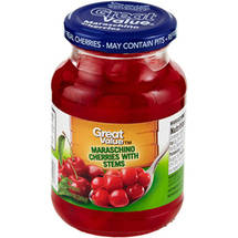 Great Value Maraschino Cherries