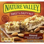 Nature Valley Sweet & Salty Nut Almond Granola Bars