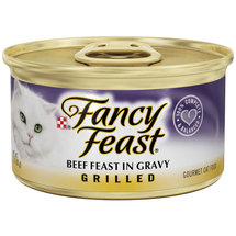 Fancy Feast Grilled Beef Feast In Gravy Cat Food