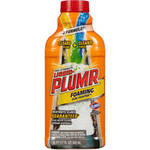 Clorox Pro-Strength Liquid-Plumr Foaming Pipe Snake Clog Remover