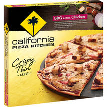 California Pizza Kitchen Crispy Thin Crust BBQ Recipe Chicken Pizza