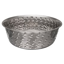 Loving Pets 3 qt Diamond Print Bowl
