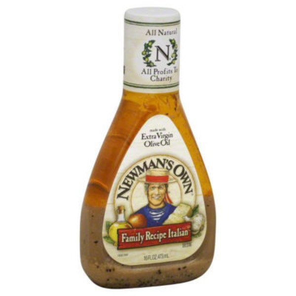 Newman's Own Family Recipe Italian Dressing