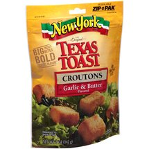 New York Brand The Original Texas Toast Garlic & Butter Flavored Croutons