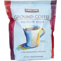 Kirkland Signature Medium Roast Ground Coffee