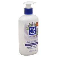 Kiss My Face 4 in 1 Moisture Shave Lavender Shea
