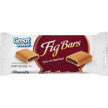 Great Value Fig Bars