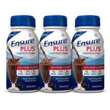 Ensure Plus Shake Dark Chocolate