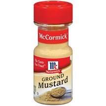 McCormick Specialty Herbs And Spices Ground Mustard