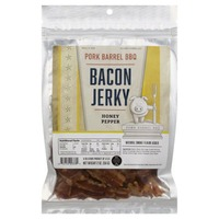 Pork Barrel BBQ Bacon Jerky, Honey Pepper