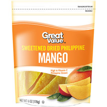 Great Value Sweetened Dried Mango