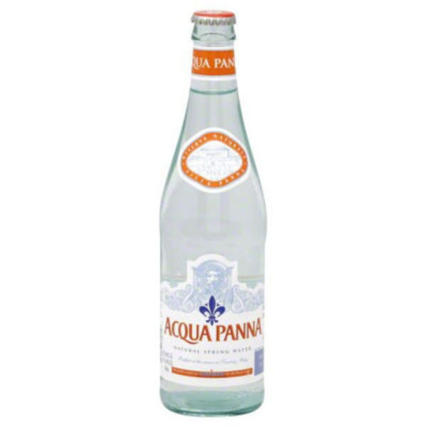 Acqua Panna Water, Natural Spring