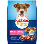 Kibbles 'n Bits Small Breed Mini Bits Savory Beef & Chicken Flavor Dry Dog Food
