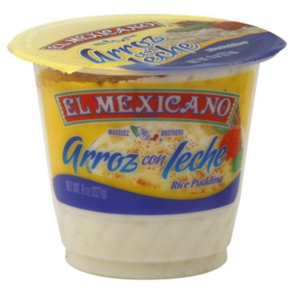 El Cazo Mexicano Rice Pudding