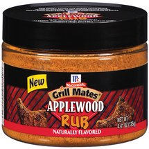 McCormick Grill Mates Applewood Rub Seasoning