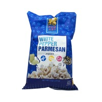 Pop Art Gourmet Popcorn, White Pepper Parmesan, Bag
