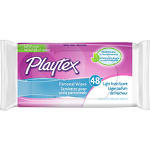 Playtex Personal Cleansing Light Fresh Scent Cloths
