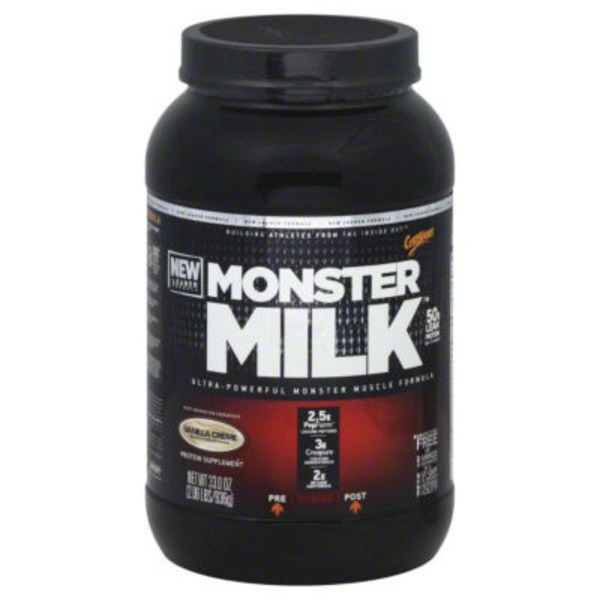 CytoSport Monster Milk Vanilla Creme Ultra Powerful Monster Muscle Formula