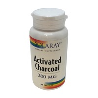 Solaray Activated Charcoal 280 Mg