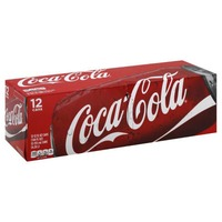 Coca-Cola Fridge Pack Cola