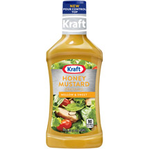 Kraft Honey Mustard Salad Dressing & Dip