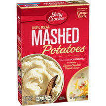 Betty Crocker Potato Buds Mashed Potatoes