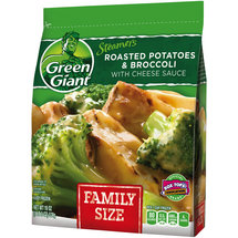 Green Giant Steamers Roasted Potatoes & Broccoli with Cheese Sauce