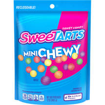 WONKA SweeTARTS Mini Chewy Tangy Candy