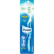 Pulsar Oral-B Pro-Health Battery Powered Toothbrush Medium