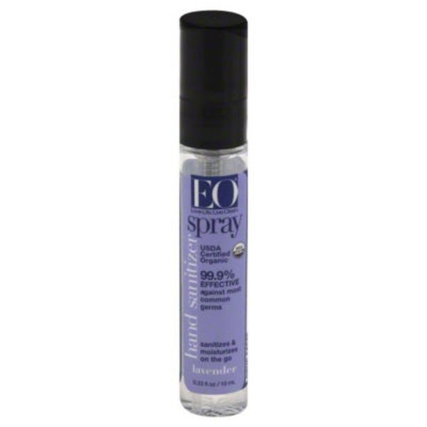 EO Organic Lavender Hand Sanitizer Spray