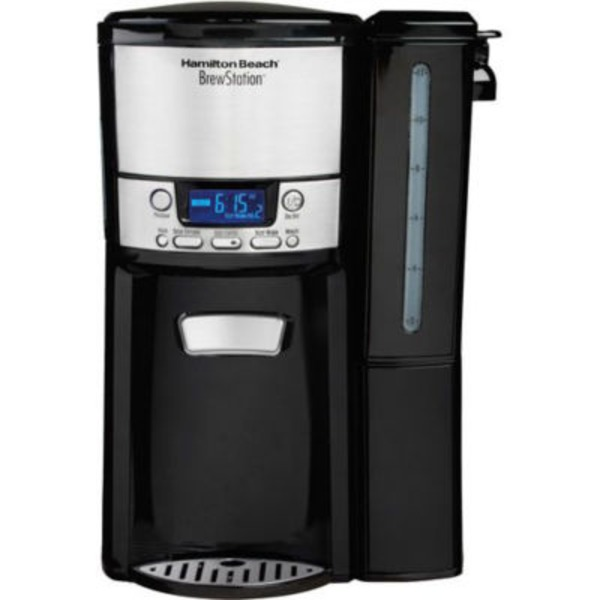 Hamilton Beach Brew Station 12 Cup Coffee Maker