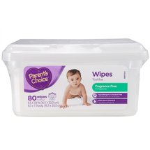 Parent's Choice Fragrance Free Baby Wipes